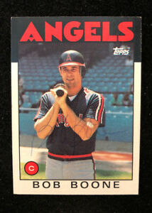 BOB-BOONE-1986-TOPPS-AUTOGRAPHED-SIGNED-AUTO-BASEBALL-CARD-62-ANGELS