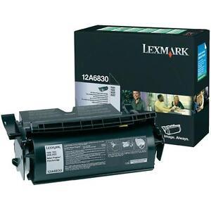 Original-Lexmark-12A6830-Cartouche-D-039-Encre-Optra-T520-T522-X520-12A6830-Neuf-B