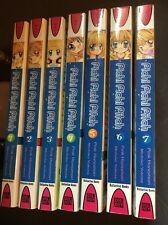 Pichi Pichi Pitch - Mermaid Melody - Complete 1-7 Manga Graphic Novel Set Lot