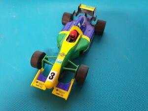 Aimable Voiture Hornby Hobbies Ltd : F1 Petrobras 3 Clair Et Distinctif