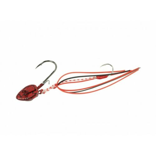 Leurre ROCK SHALLOW Micro tenya tous poissons 5g 7g 10 g Phosho red black pink