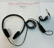 Otometrics Madsen Astera Operator Assistant Headset With Volume Control