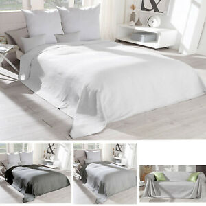 Details Zu Tagesdecke Bett Sofauberwurf In 2 Grossen Bettuberwurf Baumwolle Uberwurf Decke