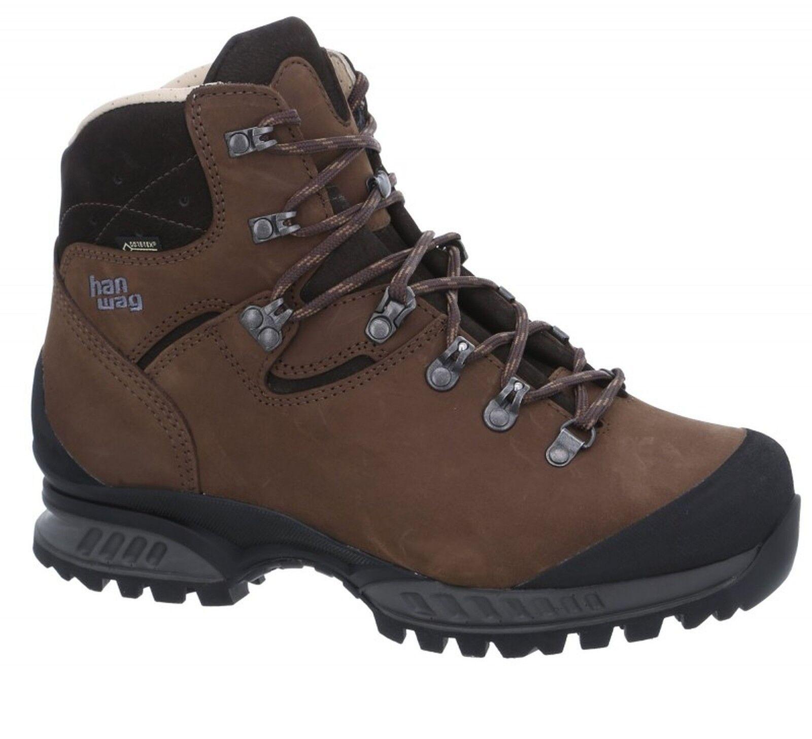 Hanwag trekking zapatos Tatra II Wide cuero tamaño 12-tierra 47