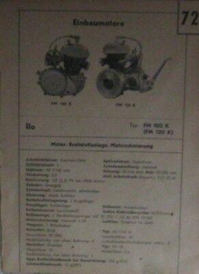 * Fm 100 K 120 K Einbaumotor Datenblatt Typenblatt Original Online Rabatt