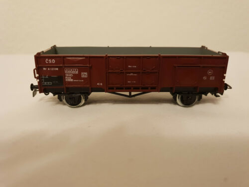 CSD PIKO Güterwagen Hochboard
