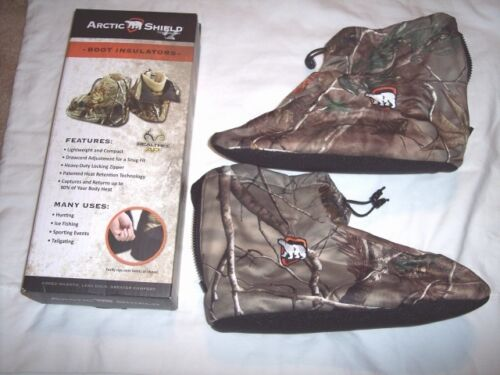 Arctic Shield Insulated Boots Cover Foot Warmers Womens 10-11 Cold Weather Boots