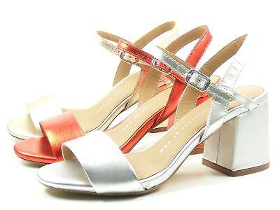 15D Ecco Damen Sneakers Schuhe Leder braun Gr. 38