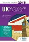 UK Government & Politics Annual Update 2016 by Neil McNaughton, Eric Magee (Paperback, 2016)