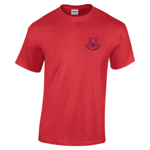 T-Shirt School of Infantry ITC Catterick