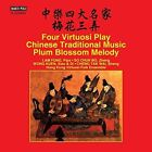 Four Virtuosi Play Chinese Traditional Music (CD, May-2016, Marco Polo)