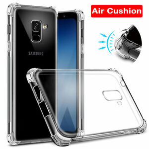 save off d7f02 790f5 Details about 360° TPU Case Shockproof Full Protector Cover Samsung Galaxy  S9+ A7 A8 Plus 2018