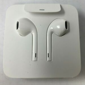Genuine Apple Earpods With Lightning Connector For Iphone 7 Plus 8 X Mmtn2zm A Ebay