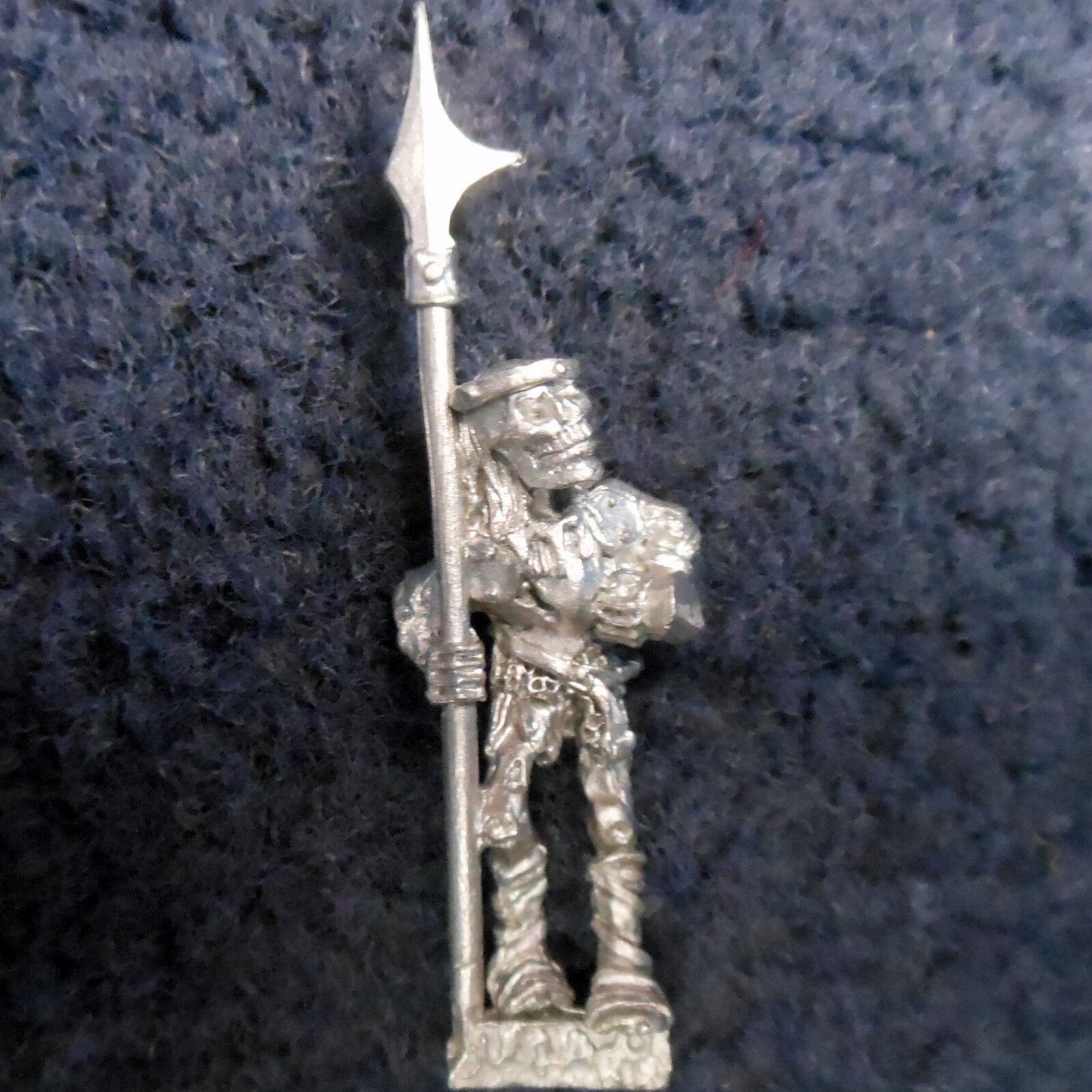 1985 Undead ME72 Spear 4 Dead Men of Dunharrow Lord of the Ring Skeleton Citadel