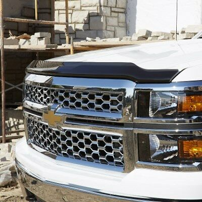 19302679 2014-2015 Chevrolet Silverado 1500 EGR Smoke Black Bug Deflector NEW