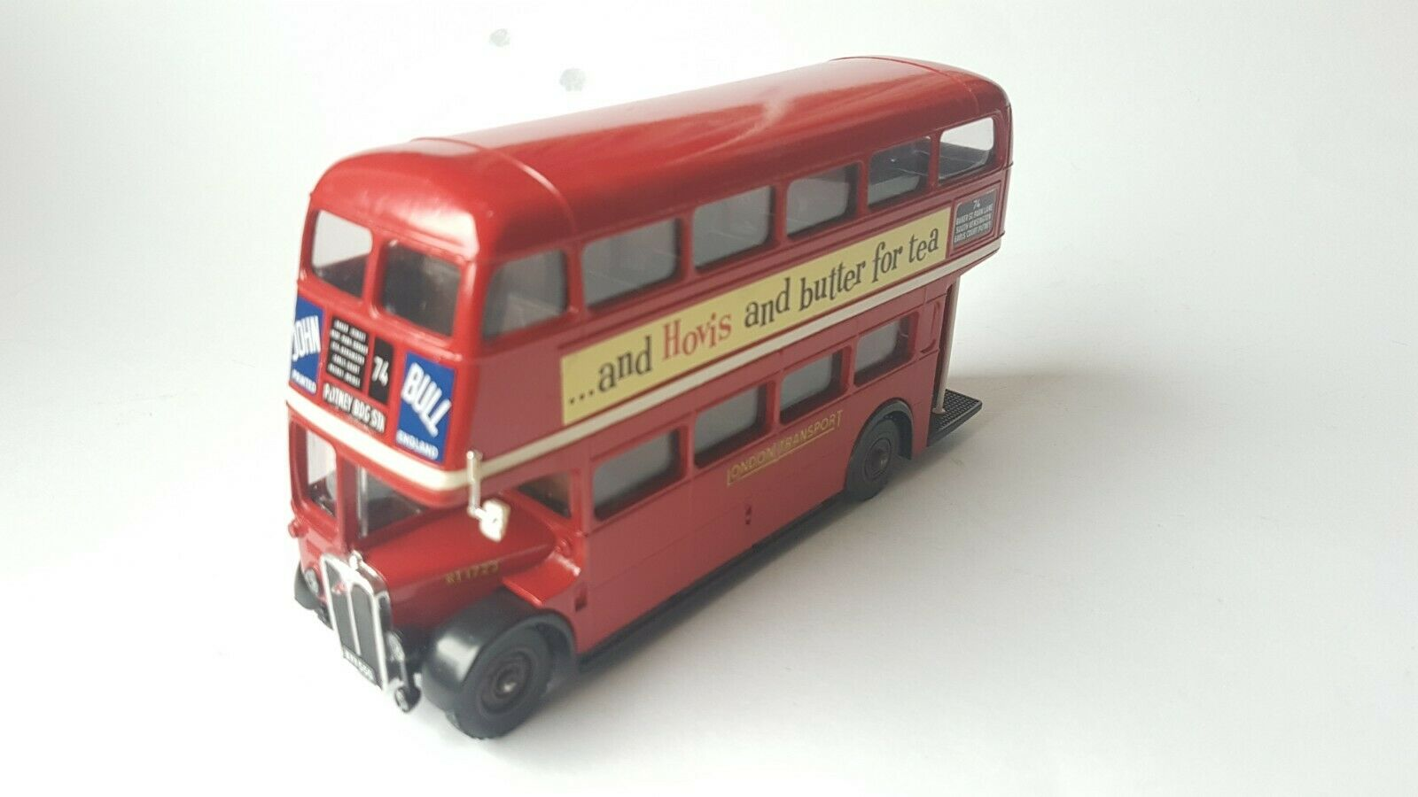 ordene ahora los precios más bajos Solido autobús modelo n. 4402 1 1 1 50 09.80  London Transport  1 50  gran venta