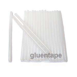All Purpose Hot Melt Glue Stick 7/16 inch x 10 inch - 25 lbs Bulk