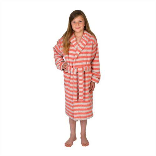 /%/% Prix Spécial Wörner südfrottier Fille Robe de chambre NEUVE taille 128/%/%