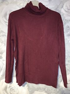 Girls Age 9-10 Years - Zara Long Sleeved Top - Polo Neck