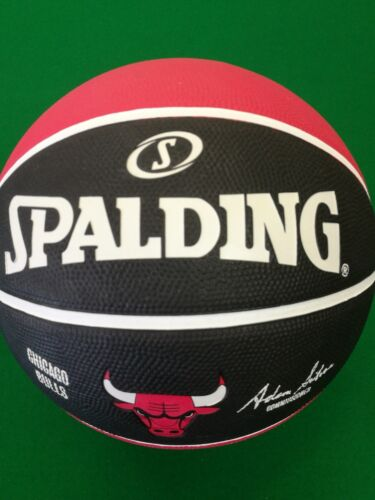 Chicago Bulls Basketball Ball Full Size 7