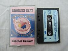 CASSETTE BRONSKI BEAT HUNDREDS & THOUSANDS forbidden fruit bitmc2
