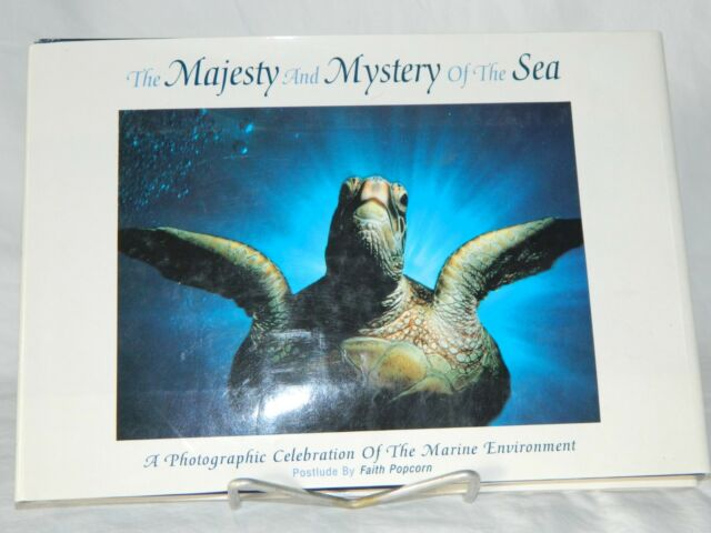 The Majesty and Mystery of the Sea (1994, Hardcover)