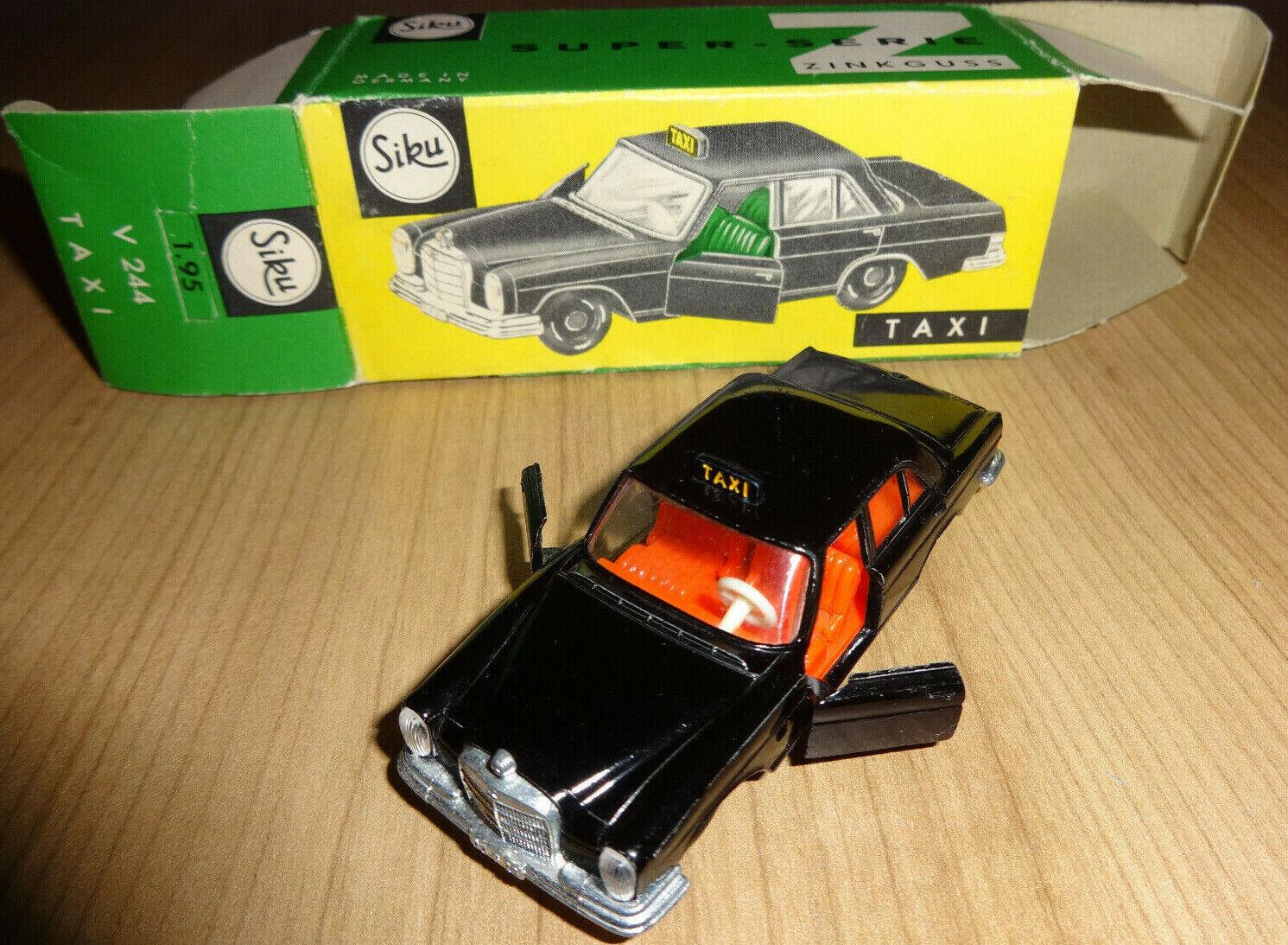 Siku-Mercedes 250SE,V244,Taxi   OVP mit Preisstanz   selten
