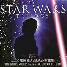 John Williams Conducts John Williams: The Star Wars Trilogy by John Williams (Film Composer)/Skywalker Symphony Orchestra (CD, Sep-2004, Music Club International Records (U)
