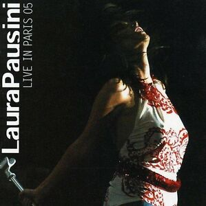 Live-in-Paris-05-Audio-CD-Laura-Pausini-SIGILLATO