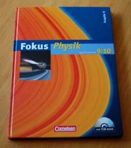 Fokus-Physik-Gymnasium-Ausgabe-N-9-10-Schuljahr-9783060143139
