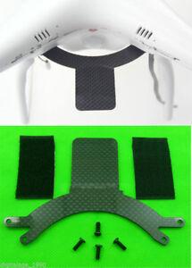 Carbon-Fiber-Mount-Plate-For-DJI-Phantom-2-amp-1-Vision-FPV-OSD-AV-Transmitter