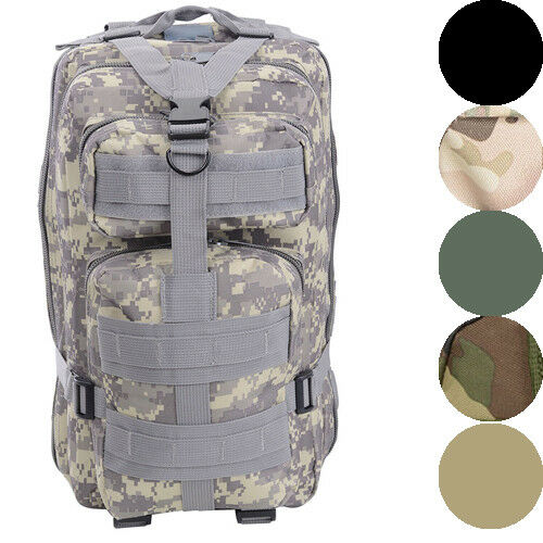 28L Military Molle Camping Backpack Tactical Camping Hiking Travel Bag... - s l1600