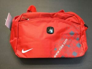 NIKE-Small-Cross-over-Shoulder-Bag-Red-Unisex-New
