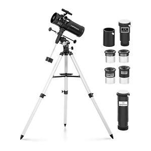 Reflector-Telescope-Tripod-Reflecting-Telescope-Astronomy-1000-mm-114-mm