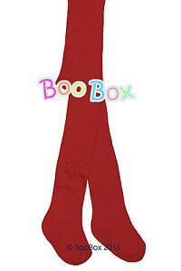 b16b886f43134 Baby Girls & Baby Boys Spanish Pom Pom Ribbed Tights 3 Months - 18 ...