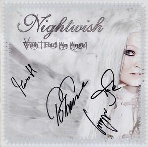 NIGHTWISH Wish I Had An Angel - TARJA TURUNEN Tuomas
