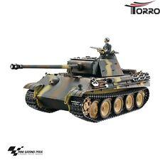Torro 1:16 Panther G Profi Metallausführung IR Version Tarn+Holzkiste 1213879502