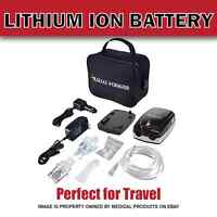 - Complete Portable Travel Nebulizer With Lithium Battery By Drive Medical