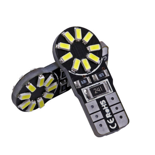 2Ps For Kia Sportage MK2 18-SMD LED Error Free Canbus Side Light Beam W5W Bulbs