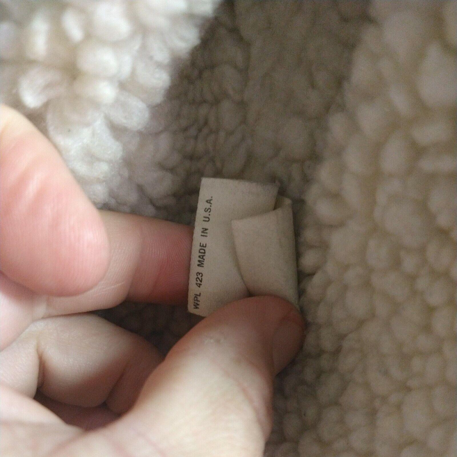 Levis vintage clothing Vest made in USA - image 11