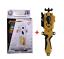 Takara-Tomy-Beyblade-Burst-B-77-Beylogger-plus-bb87484-lanceur-DEL-Grip-Poignee miniature 13