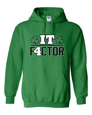 "Isaiah Thomas Boston Celtics /""The IT Factor/"" jersey T-shirt shirt S-5XL"