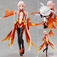 "Guilty Crown- Figura Inori Yuzuriha 15 cm-anime figure ver.Figma #143 in box 6"""