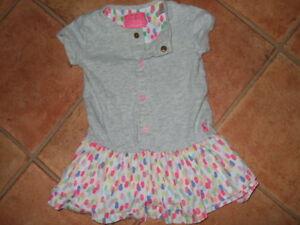 JOULES-BABY-DRESS-SIZE-9-12-MONTHS-G-C-DESIGNER-BABY-DRESS-FREE-UK-POST