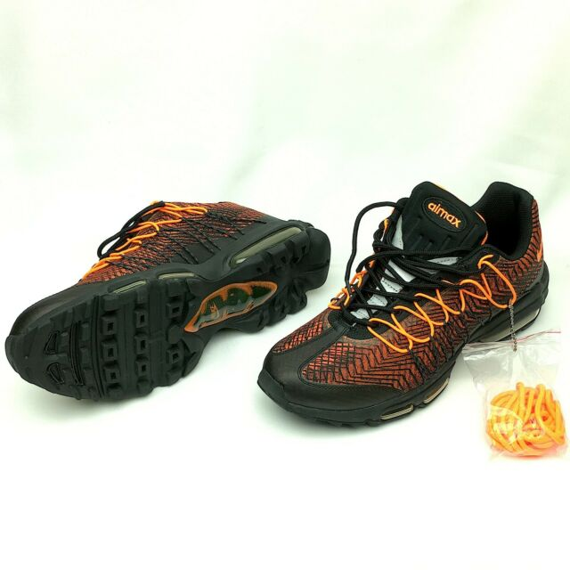 separation shoes d46a8 2b70e NIKE Air Max 1995 Ultra Jacquard Crimson JCRD EU45 UK10 US11 749771-008