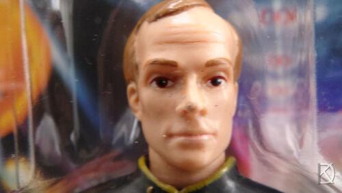 LT Barclay reg 1994 Star Trek The Next Generation Next Gen Scellé Playmates Figurine