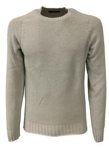 68fdb2fbe6 Dettagli su ALPHA STUDIO maglia uomo ghiaccio costa inglese mod AU-4230C  70%lana 30%cashmere