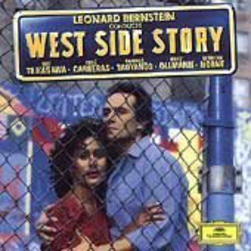 1 of 1 - Leonard Bernstein, T - West Side Story (1 CD) [New CD]