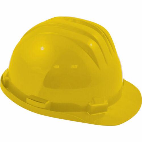 SSF9572080K Sitesafe Schutzhelm Bauhelm gelb Polyethylen Größe 6 Stufen