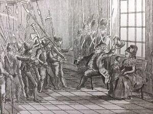 Marie-Antoinette-et-Louis-16-1792-Louis-17-Sans-Culotte-Revolution-Francaise